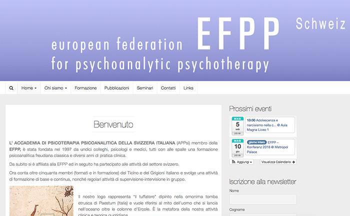 APPsi - Accademia di psicoterapia della Svizzera italiana