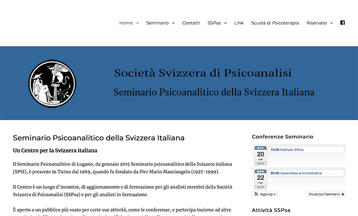 Seminario Psicoanalitico della Svizzera italiana